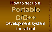 Portable C++ Development System