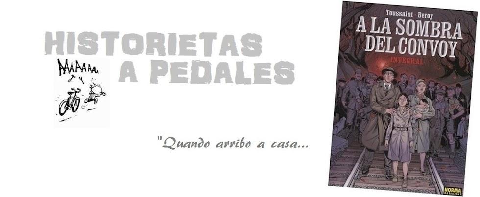 Historietas a pedales