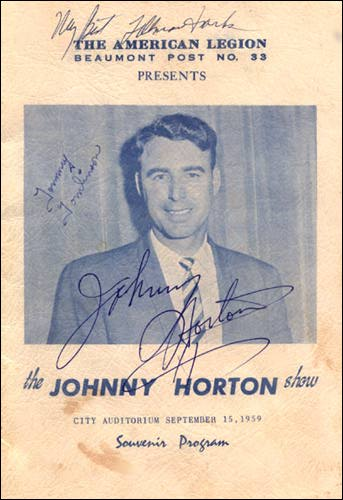 Johnny Horton Accident