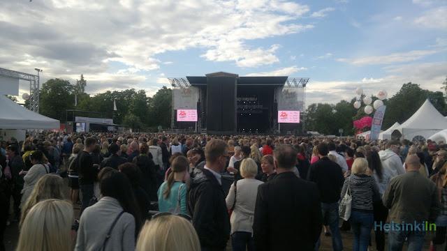 Radio Aalto Helsinki Day concert 2012