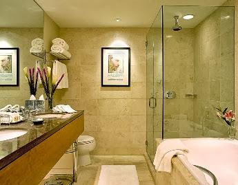Luxus-Badezimmer