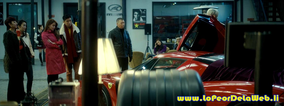 Lao pao er (Mr. Six) - 2015 - Película China / Dual