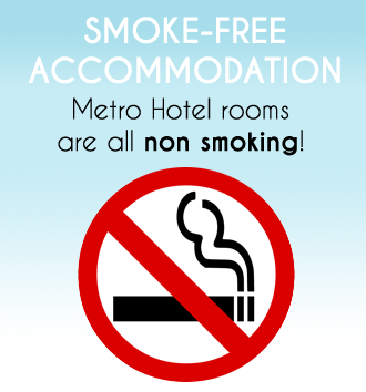 Metro Hotels Non Smoking