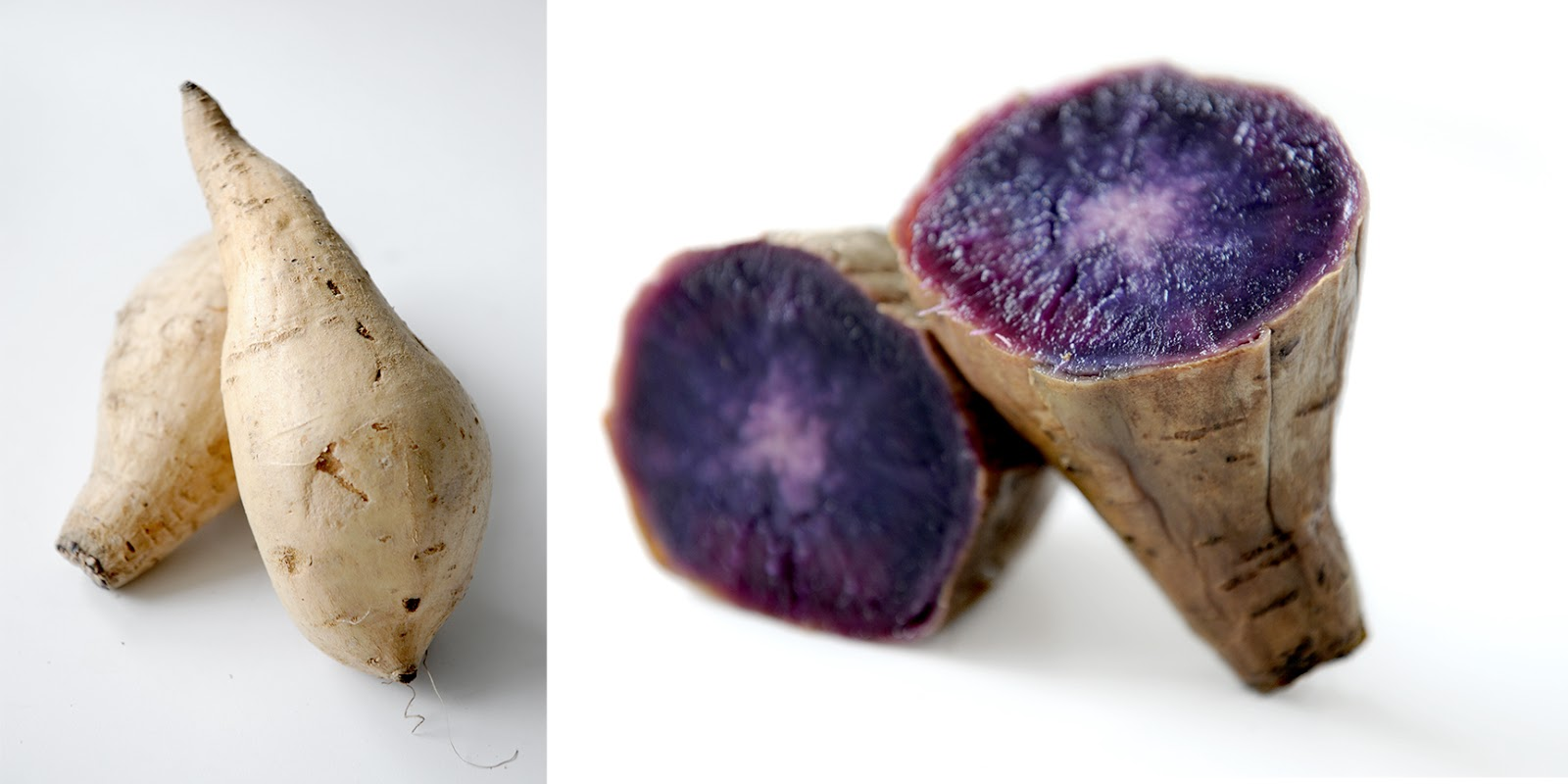 how to cook purple yam in oven