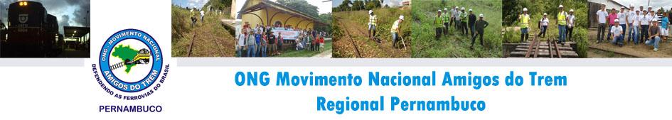Amigos do Trem - Pernambuco