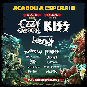 MONSTERS OF ROCK - BRASIL