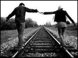 Nada como ir juntos a la par!