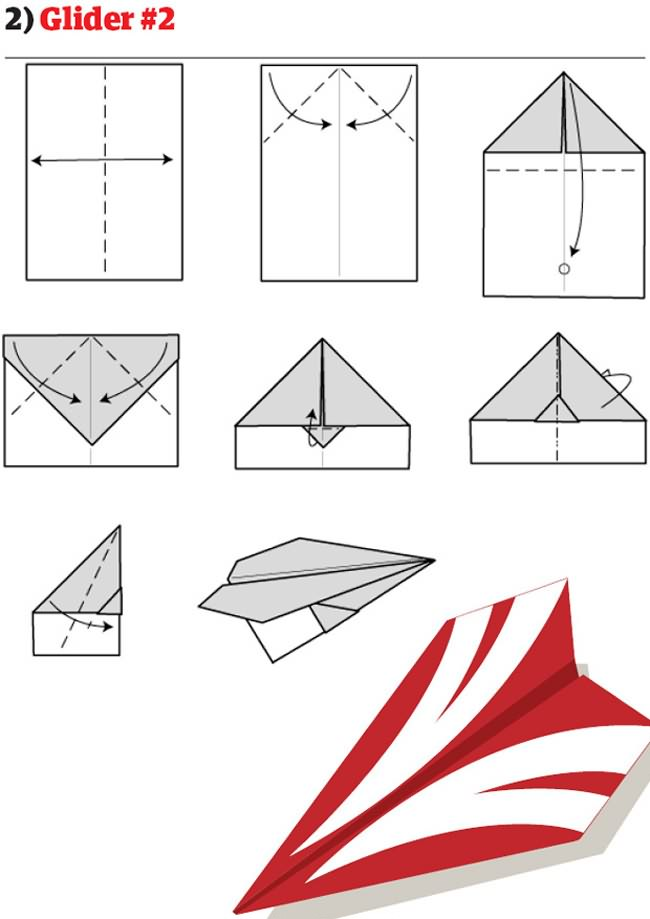 Full On SMS Blast: How To Build The World's Best Paper Airplanes