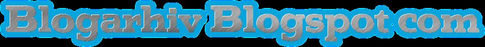 Blogarhiv