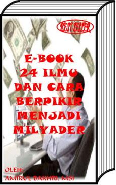 E-BOOK CARA SUKSES DAHSYAT
