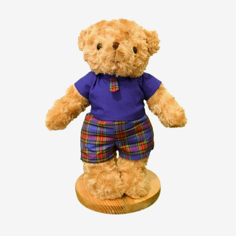 Gambar boneka teddy bear lucu dan cute