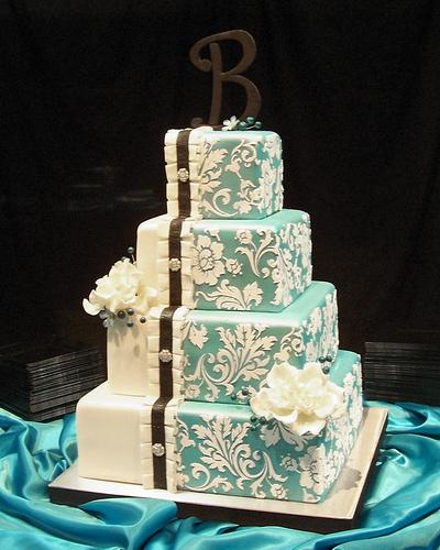 Cake Images Sonal : Sonal J. Shah Event Consultants, LLC: Decor Trend: Damask