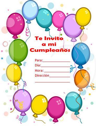 invitaciones de cumpleaños, tarjetas de invitación a cumpleaños, invitaciones para fiestas de cumpleaños infantiles, invitaciones bonitas para fiestas de cumpleaños, invitaciones gratis para fiestas de cumpleaños, invitaciones de cumpleaños en blanco, invitaciones de cumpleaños para llenar, invitaciones de cumpleaños con diseños bonitos, invitaciones de cumpleaños con bonita decoración, tarjetas de invitación a fiesta de cumpleaños infantil con globos, tarjetas de invitación decoradas con globos, tarjetas de invitación decoradas con bordes de bombas, tarjetas lindas de invitación gratis para imprimir