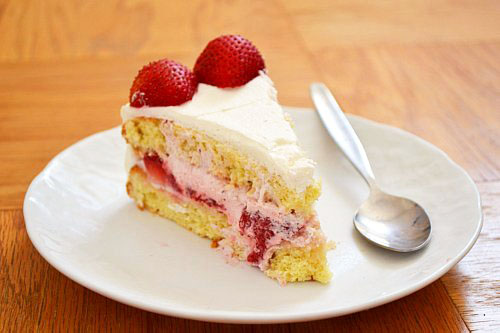 birthday cake fillings