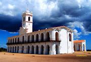 Cabildo Historico en la Ciudad de La Punta, San Luis, Argentina. ae