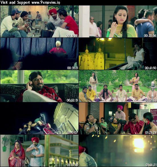 Mukhtiar Chadha 2015 Punjabi 480p WEB HDRip 300mb