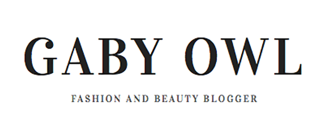 Gaby Owl - Fashion and beauty blogger