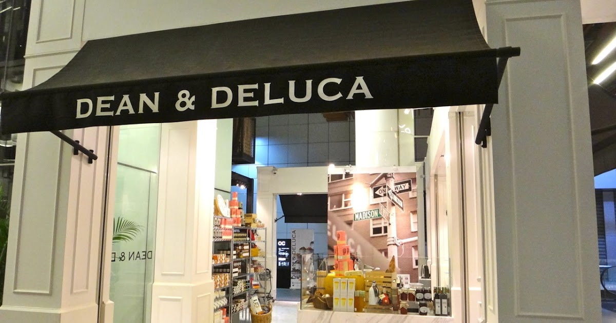 Dean And Deluca Cafe Menu Leawood