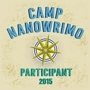 Camp NaNoWriMo Participant 2015