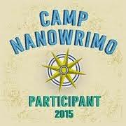 Camp NaNoWriMo Participant 2015