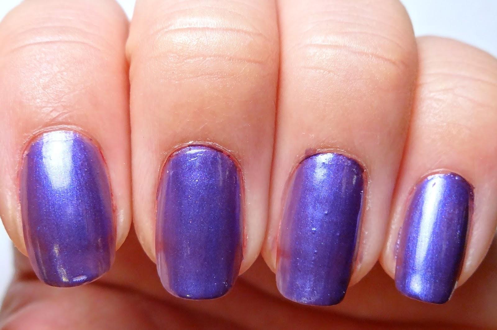 Purple Base Color