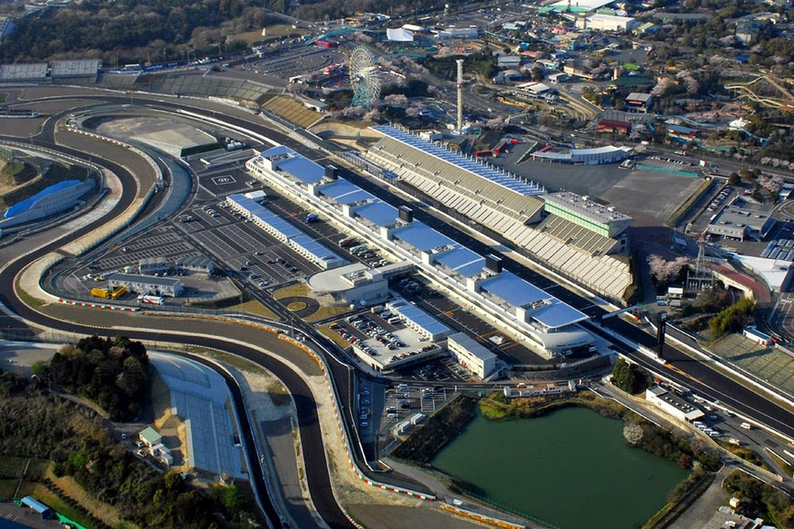 Circuito Singapur : Pit wall: previo gp del japón: repasemos el circuito de suzuka