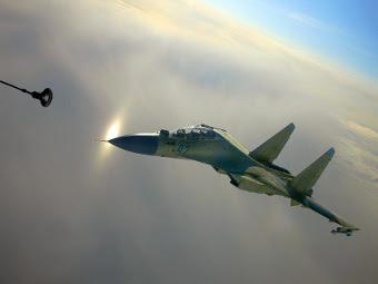 Sukhoi  Su-30CM