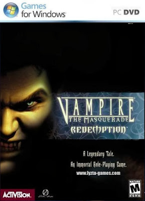 Vampire: The Masquerade - Redemption PC Cover