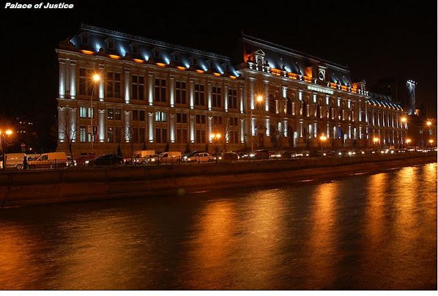 Palace of Justice Romania