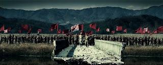 71 into the fire, sebuah film tentang 71 tentara pelajar korea
