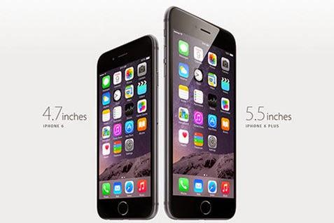 Harga iPhone 6 Dan iPhone 6 Plus Di Malaysia