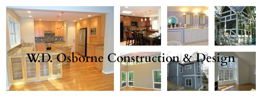 W.D. Osborne Design & Construction - (919) 493-2936