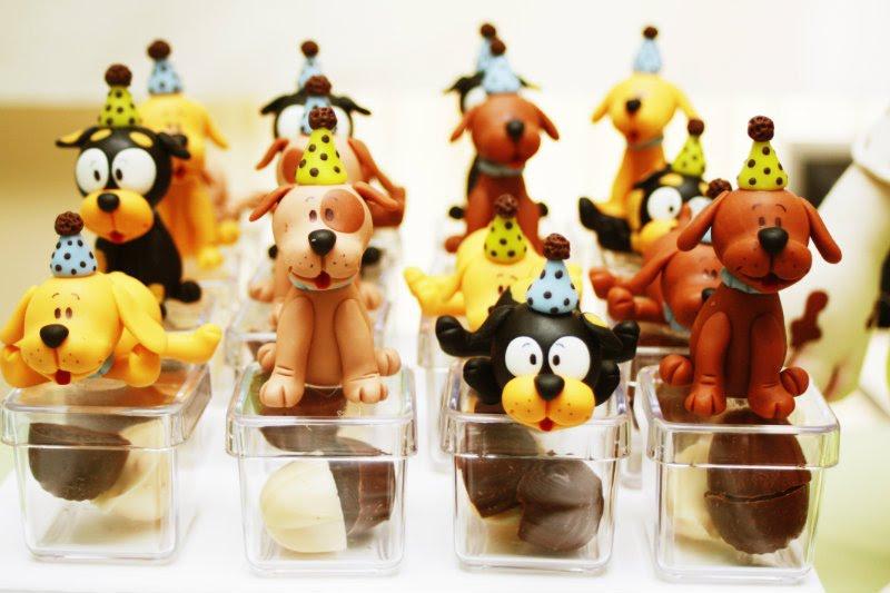 Kara's Party Ideas Puppy Dog Birthday Party | Kara's Party ...