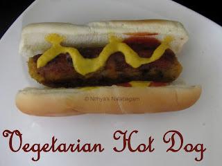 Vegetarian Hot dogs