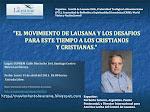 Movimiento Lausana en Chile, desafíos...