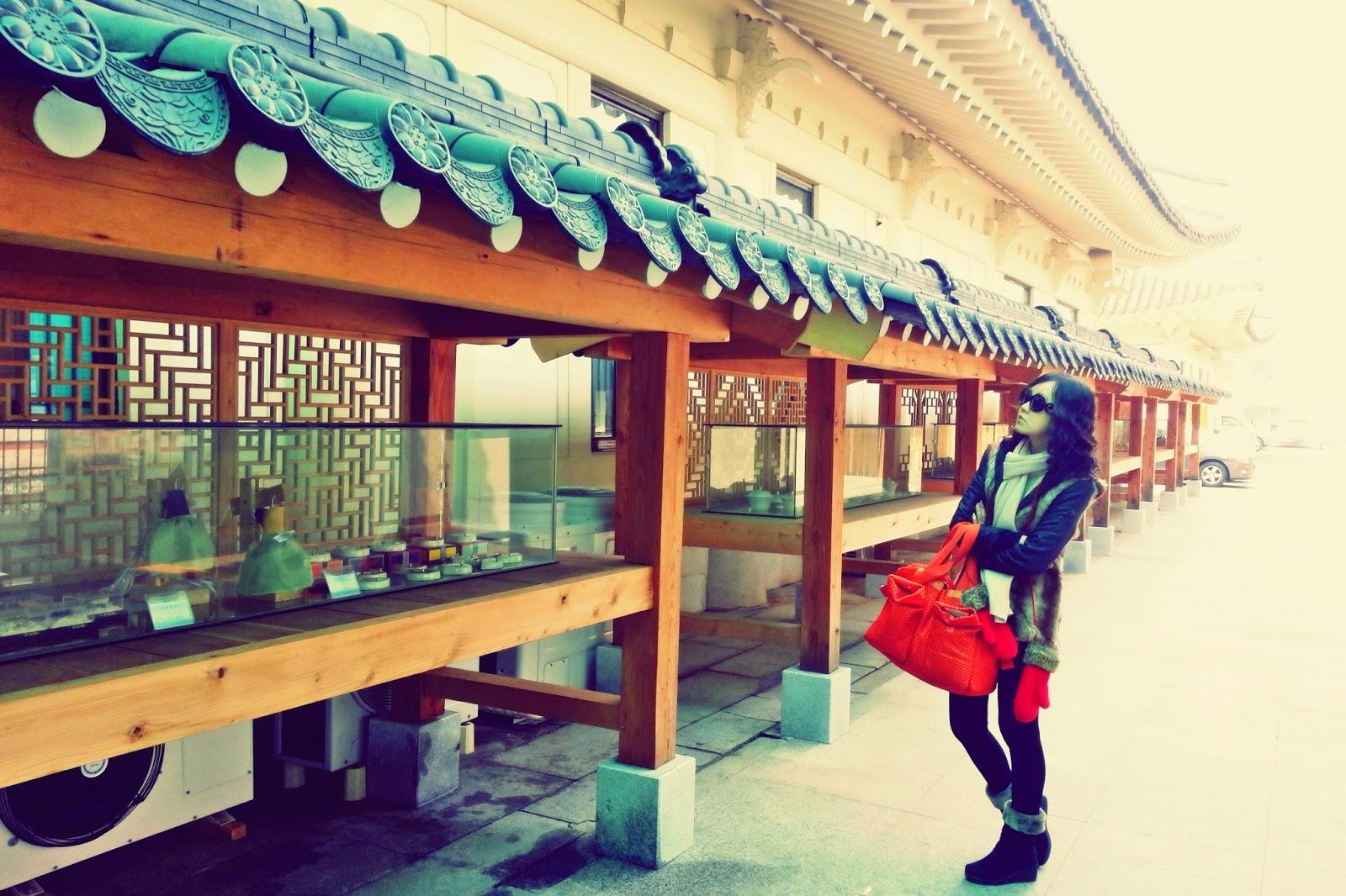 Jeonju Hanok Village Hotel 전주한옥빌리지호텔 | meheartseoul.blogspot.com