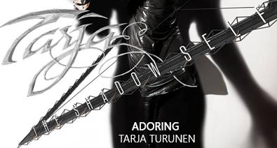 Adoring Tarja Turunen