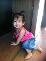 Eryna @ 17-month