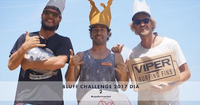 DÍA 2 #BLUFFCHALLENGE2017