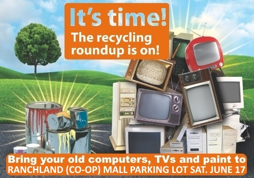 Recycle roundup