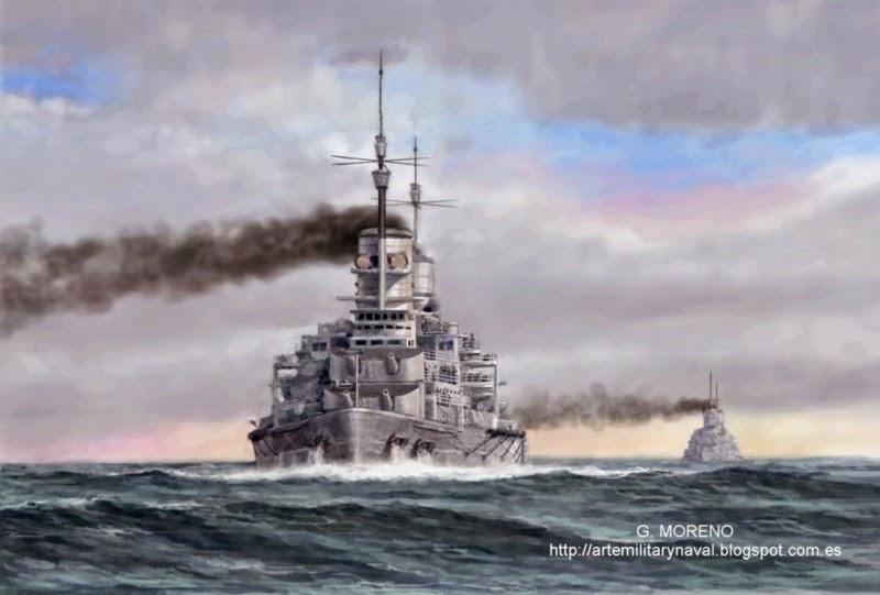 Crucero de  batalla Lutzow