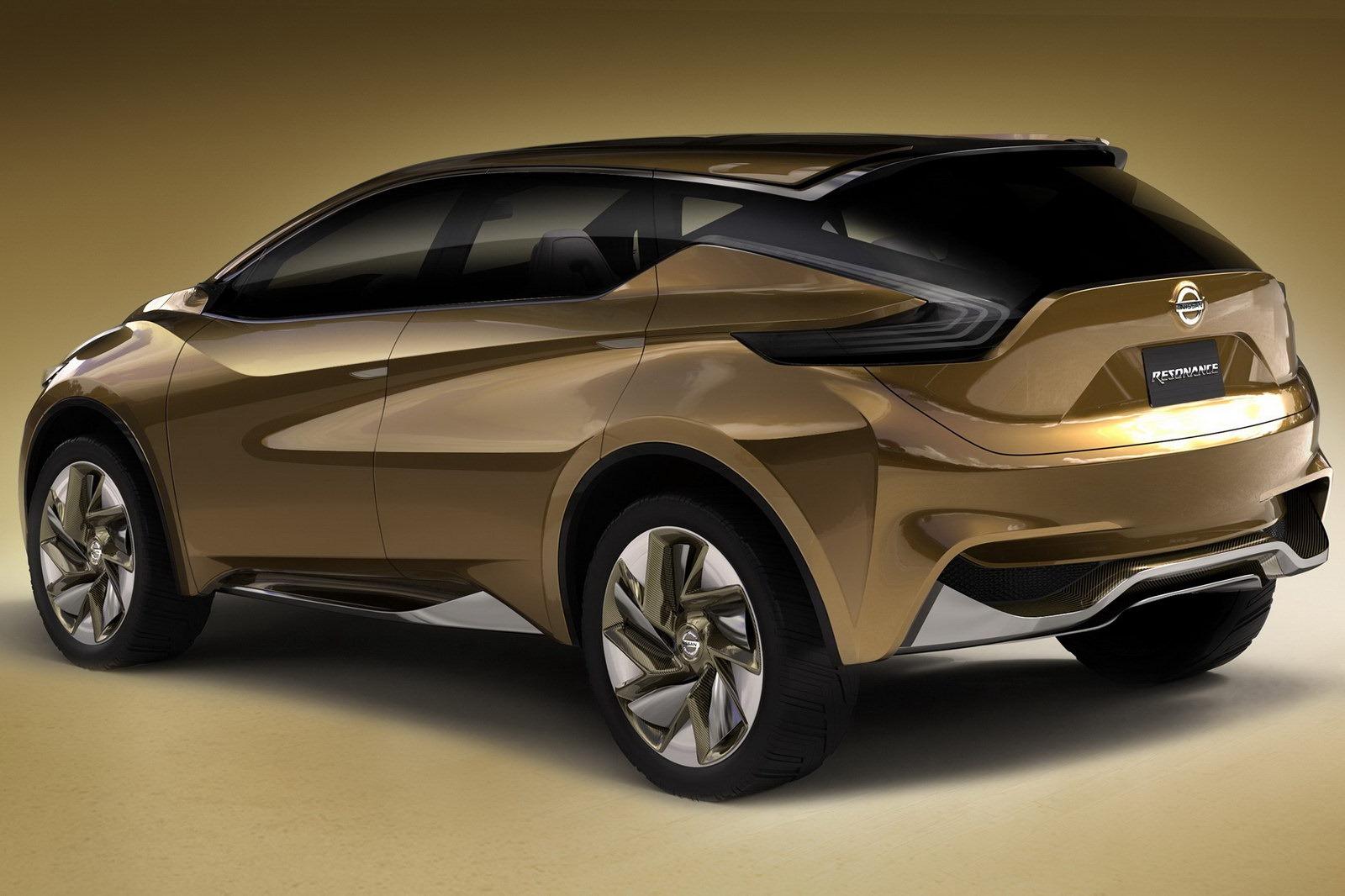 New 2015 Nissan Murano SUV