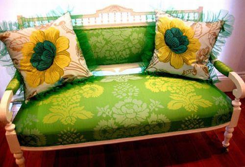 decoracao moderna Ter uma casa verde