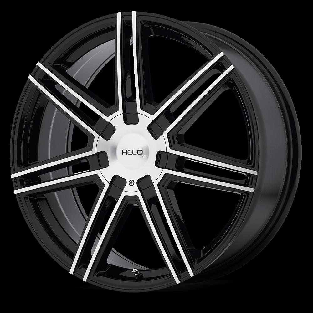 Helo Wheel