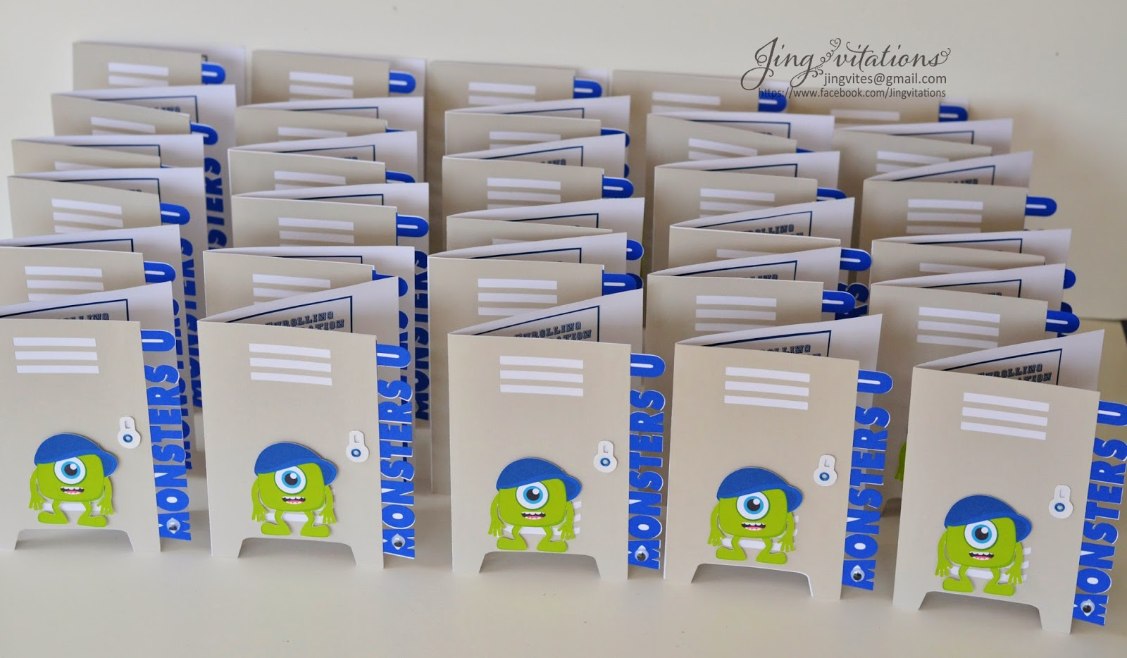 Monster Inc Baby Shower Decorations Similiar Door Monsters Inc Invites Keywords