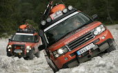 #22 Land Rover Wallpaper