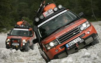#20 Land Rover Wallpaper