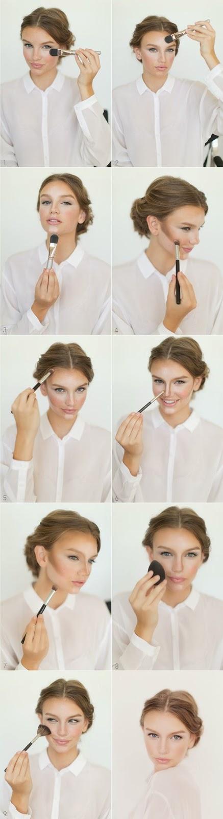contornear rostro