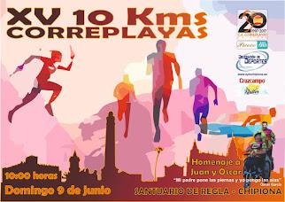 XV 10 km Correplayas