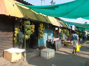 Ernakulam Market is the Nendran  banana capital of India.